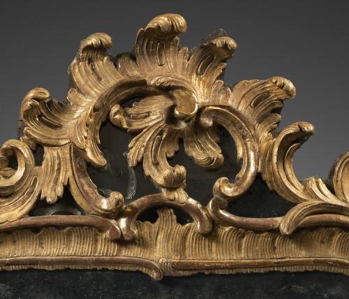 Rocaille Mirror, Louis XV Period -