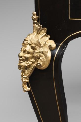 Large Bureau d'Apparat, Louis XIV period - Furniture Style Louis XIV