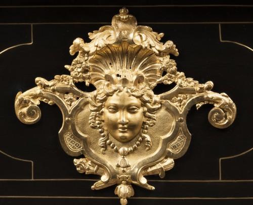 Furniture  - Large Bureau d'Apparat, Louis XIV period