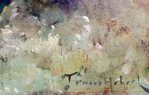 Paintings & Drawings  - Paul-Désiré Trouillebert  (1829-1900) - The Laundresses