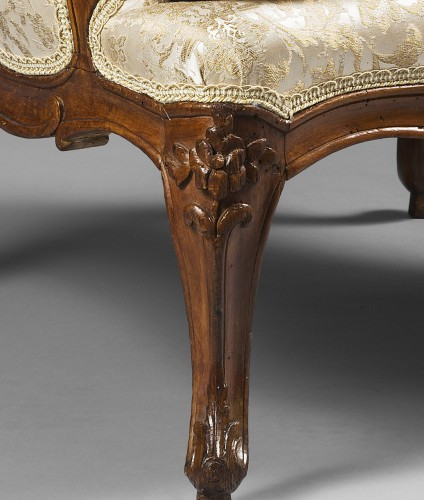 """Remarkable Louis XV period """"Marquise"""" -"""