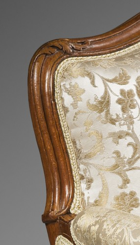 """18th century - Remarkable Louis XV period """"Marquise"""""""