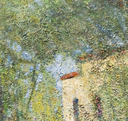 19th century - Victor Charreton (1864 -1937), Awakening, Dawn in the garden
