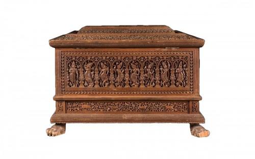 sandal wood Mysore casket