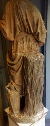 19th century - Antique Pandora statue