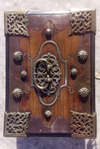 Indo-Dutch  box casket  - Curiosities Style Louis XIV