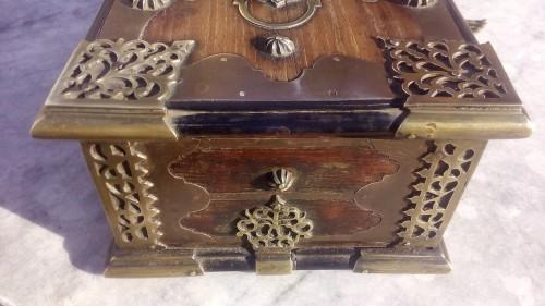 Indo-Dutch  box casket  - Louis XIV