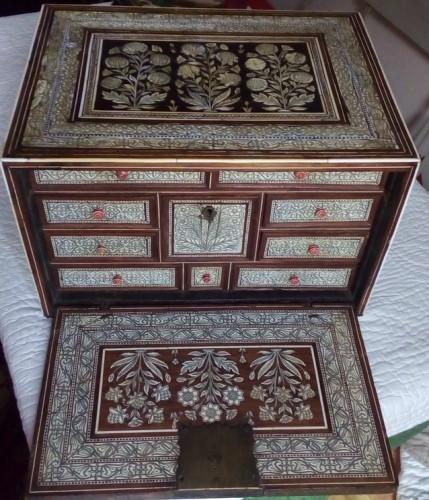 Collectibles  - Indo-portuguese cabinet