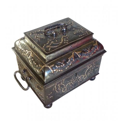 Tula iron casket