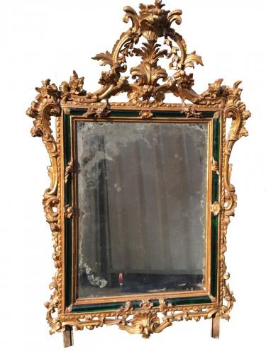 Rococo  Venetian mirror
