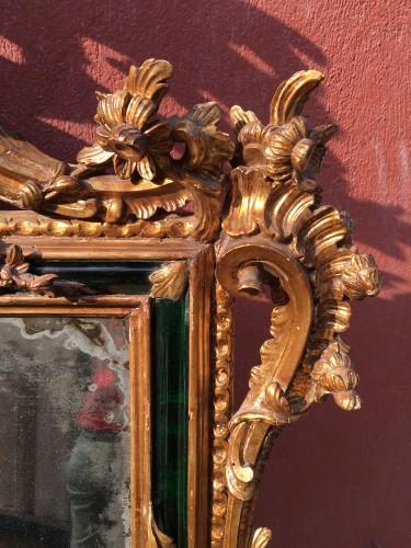 Rococo  Venetian mirror  -