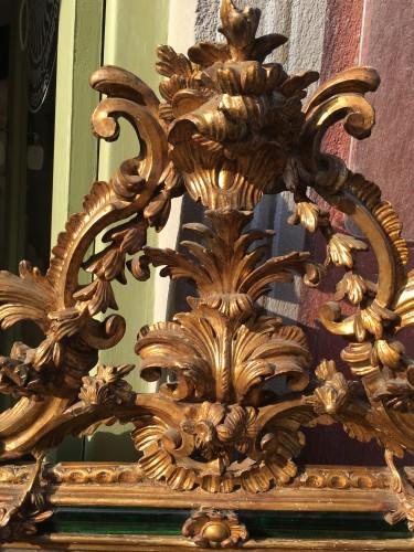 18th century - Rococo  Venetian mirror