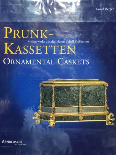 Antiquités - Mexicain colonial casket