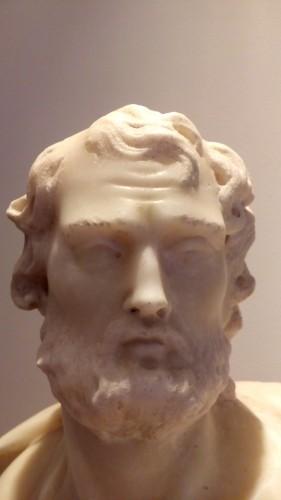 17th century - Marble antique statue