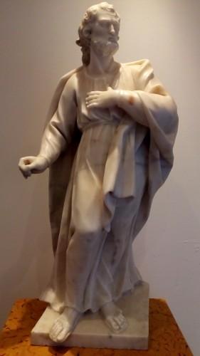Marble antique statue - Louis XIV