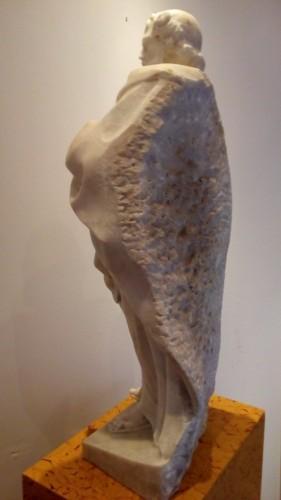 Louis XIV - Marble antique statue