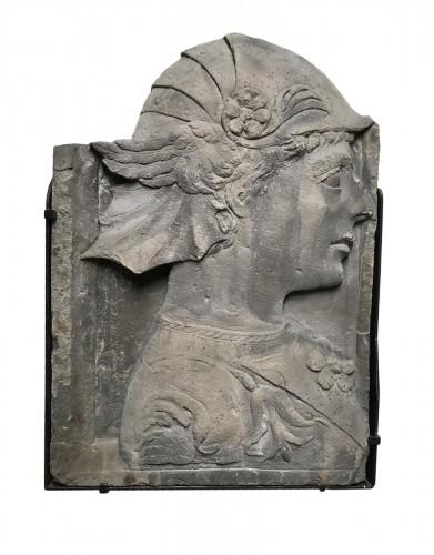 Italian  Renaissance bas relief profiles