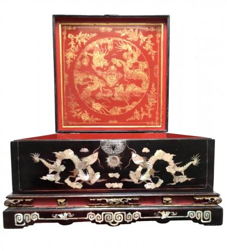 Vietnamien casket