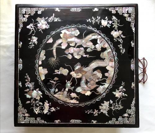 Vietnamien casket  -