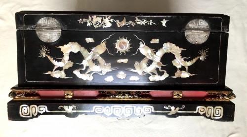 Vietnamien casket  - Napoléon III