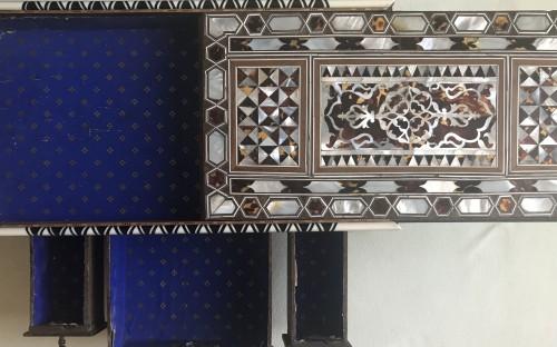 Ottoman casket  -