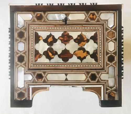 17th century - Ottoman casket