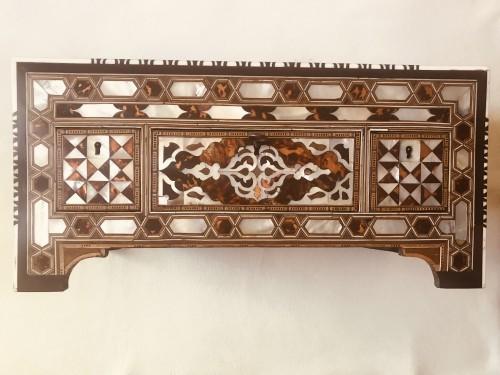 Ottoman casket  - Louis XIV
