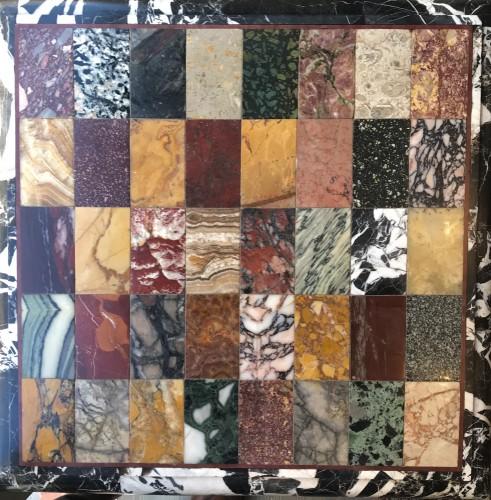 Furniture  - Pietra dura marble top