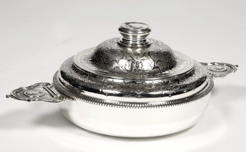 Antique Silver  - Silver vegetables covered with ears XIXth by Lagriffoul et Laval