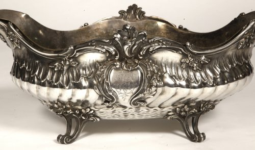 Boin Taburet - Gardener Solid silver 1çth century -