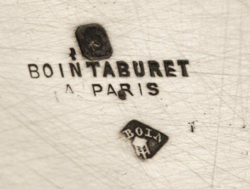 Antiquités - Boin Taburet - Gardener Solid silver 1çth century