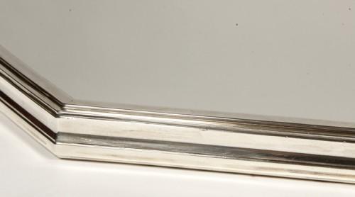 Antique Silver  - Center Piece - Silversmith JEAN TETARD