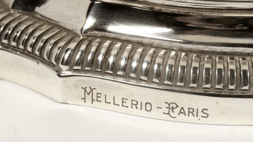 Antiquités - Silversmith MELLERIO dits MELLER - Silver Cooler