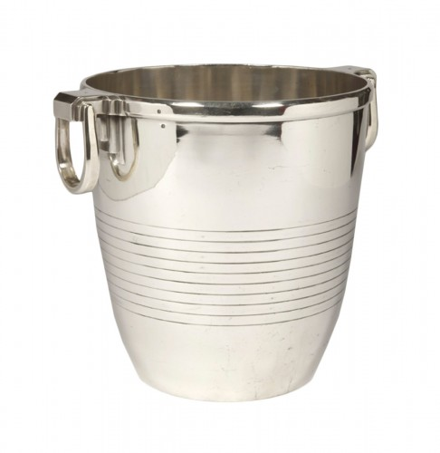Campenouth - Wine cooler in solid Silver - CIRCA 1930