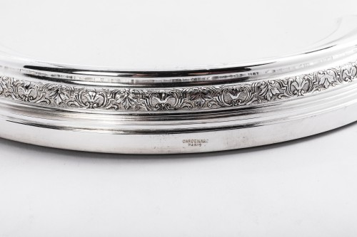 Antiquités - Cardeilhac silversmith - Silver bronze surtout de table