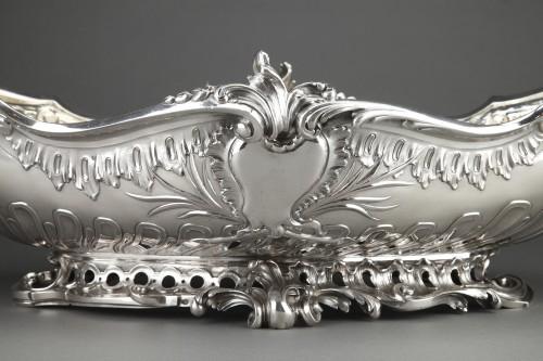 Orfèvre FROMENT-MEURICE, PARIS - Centerpiece solid silver  XIXe - Napoléon III