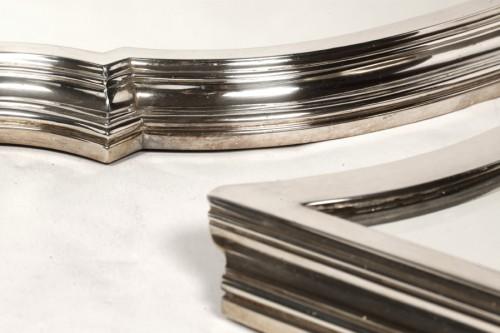 Goldsmith LAPPARRA - Table top 3 parts circa 1930 Art Déco -