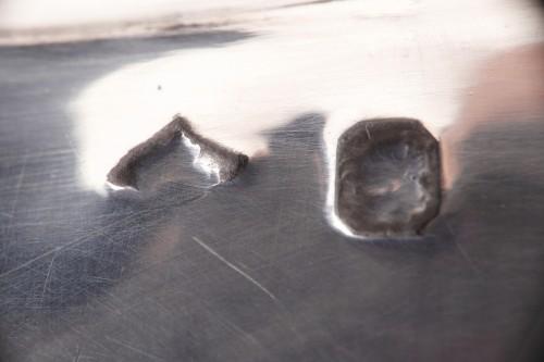 Antiquités - Silversmith TETARD - Solid silver ice bucket circa 1930
