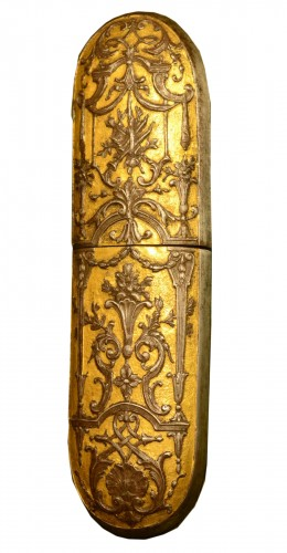 A fine Louis XV glasses case