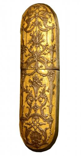 A fine Louis XV glasses case