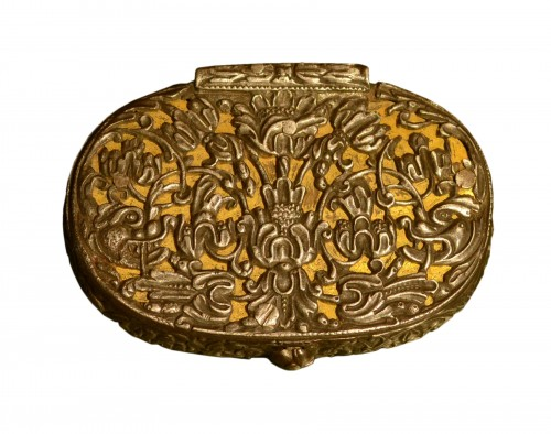 A 17th century snuffbox