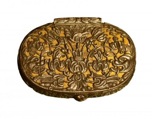 A 17th century snuffbox