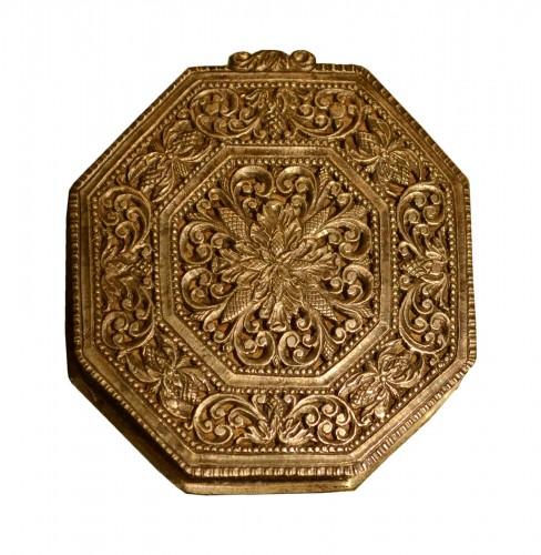 17th century snuffbox
