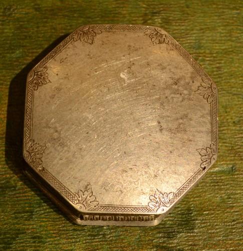 17th century snuffbox - Objects of Vertu Style