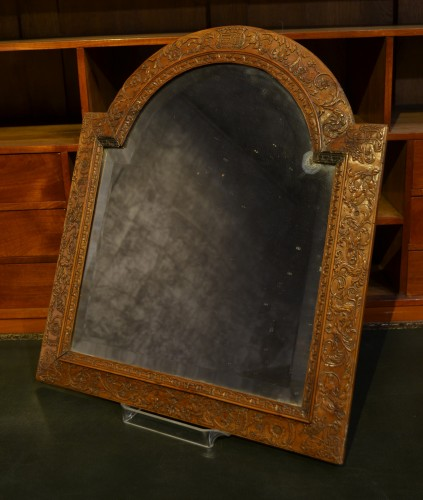 17th century - A dressing table mirror