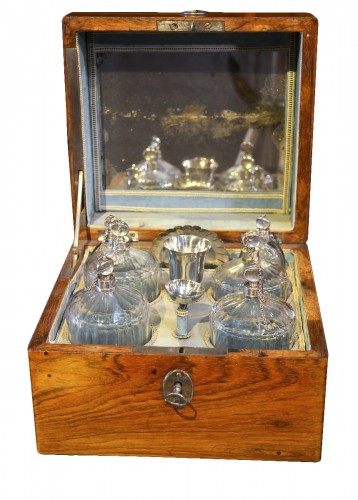 A rare Louis XV perfume box