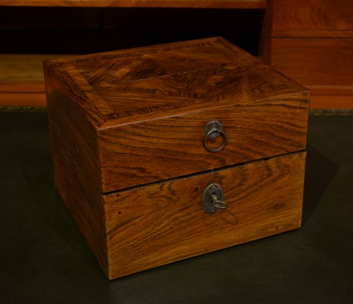 A rare Louis XV perfume box - Objects of Vertu Style Louis XV