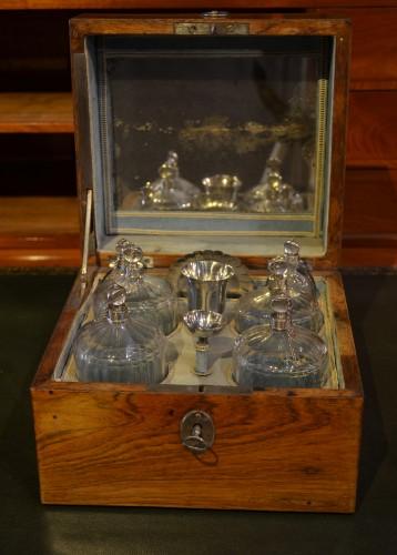 Objects of Vertu  - A rare Louis XV perfume box