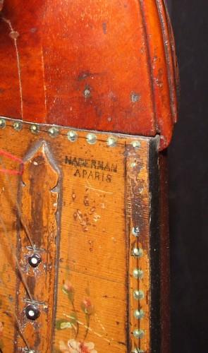 A fine Louis XVI harp by Naderman - Curiosities Style Louis XVI