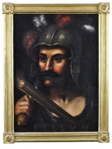 Mars god of war - Italian school of the late 17th century